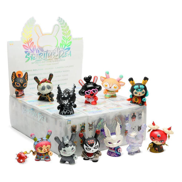 Spiritus Dea Dunny Art Mini Series