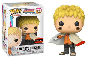 POP! Anime - Boruto: AAA Anime Exclusive Naruto (Hokage) #724