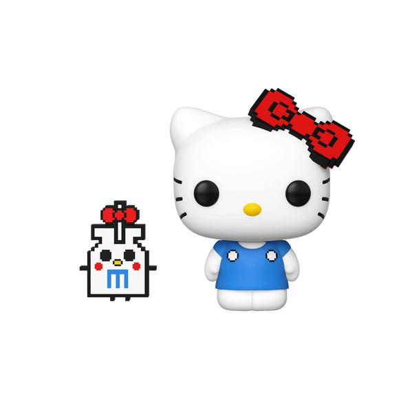 POP! Sanrio - Hello Kitty: 8 Bit Hello Kitty #31