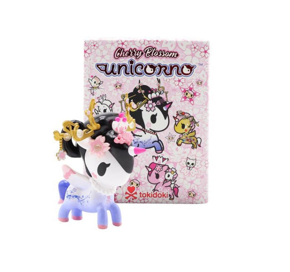 Cherry Blossom Unicorno Series 1 Blind Box Series