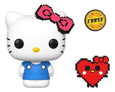 POP! Sanrio - Hello Kitty: 8 Bit Hello Kitty Chase #31