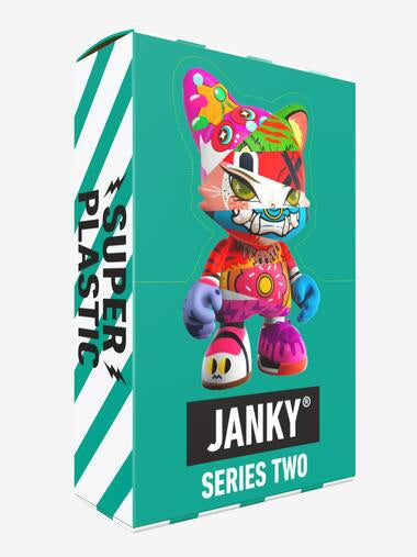 Janky Series 2 Blind Box Mini Series