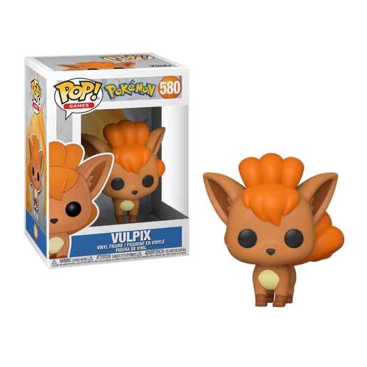 POP! Games - Pokemon: Vulpix #580