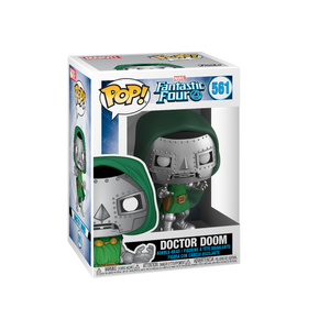 POP! Marvel -  Fantastic Four: Doctor Doom #561