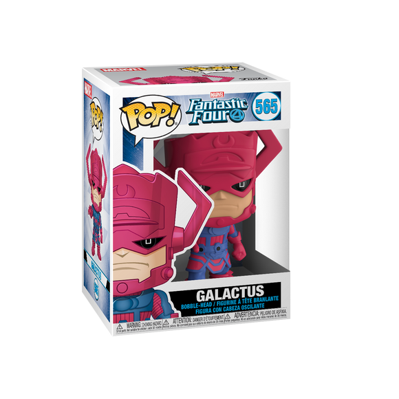 POP! Marvel -  Fantastic Four: Galactus #565