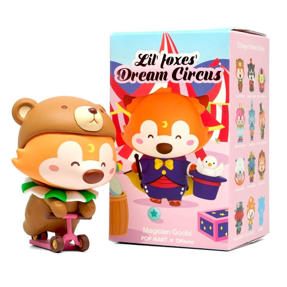 Lil'Foxes Dream Circus Blind Box Mini Series