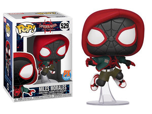 POP! Marvel - Spider-Man Into the Spider-Verse: PX Exclusive Casual Miles Morales #529