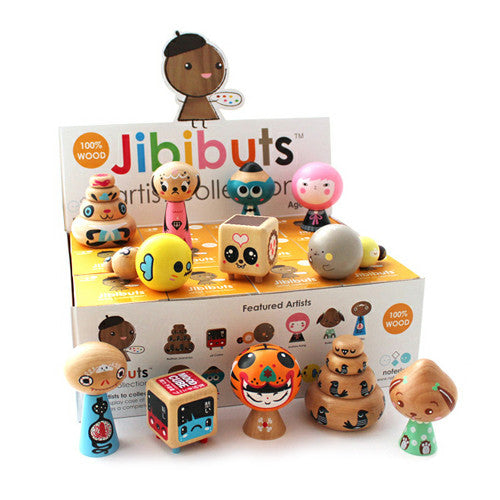 Jibibuts Artist Series Blind box