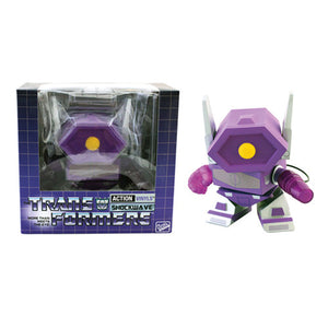 "Transformers Shockwave 8"" Vinyl Figure"