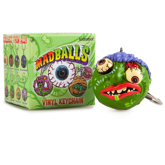 Madballs Keychain Series Blind Box