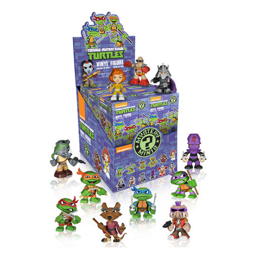 Teenage Mutant Ninja Turtles Mystery Minis