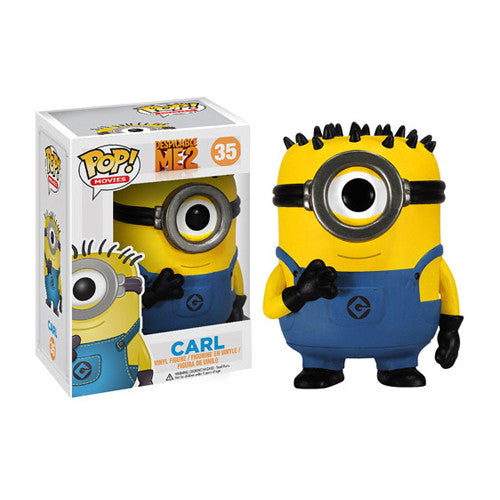 POP! Despicable Me 2: Carl Vinyl Figure