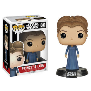 POP! The Force Awakens: Princess Leia Bobble Head Vinyl Figure