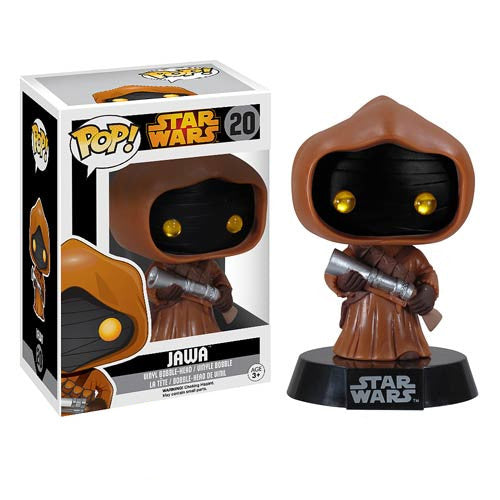 POP! Star Wars: Jawa Bobble Head Vinyl Figure