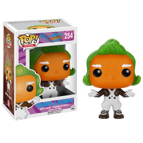 POP! Movies: Oompa Loompa Vinyl Figure