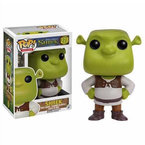 POP! Shrek: Shrek Vinyl Figure