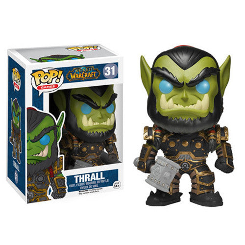 POP! World of Warcraft: Thrall Vinyl Figure