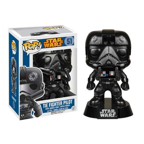 POP! Star Wars: Tie Fighter Pilot Bobble Head Vinyl Figure