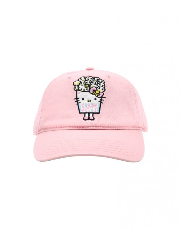 af925ad4b66 Popcorn Kitty Women s Adjustable Dad Hat – Plastic   Heroes