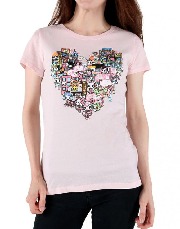 Pretty Harajuku Woman's Tee