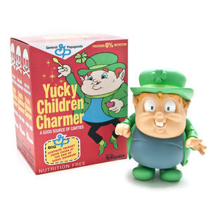 "Yucky Children Charmer 8"" Vinyl Figure"