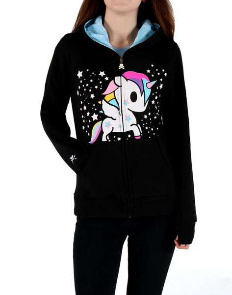 Star Power Unicorno Hoodie