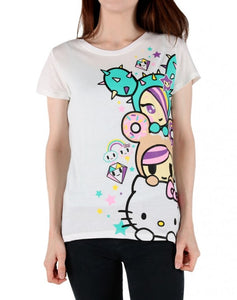 Triple Kawaii Woman's Tee