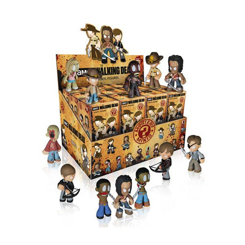 The Walking Dead Series 2 Mystery Minis