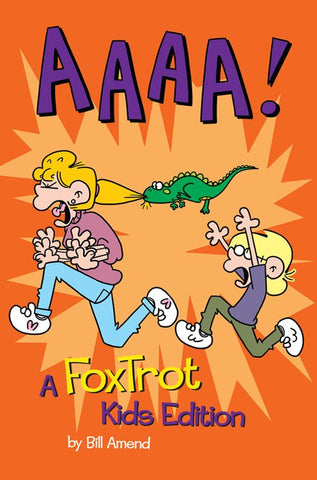 AAAA! A FoxTrot Kids Edition (2012) by Bill Amend