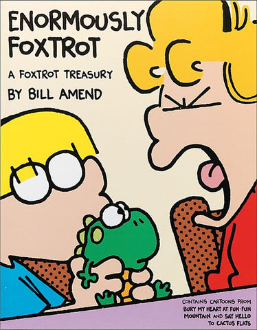 Enormously FoxTrot (1994) by Bill Amend