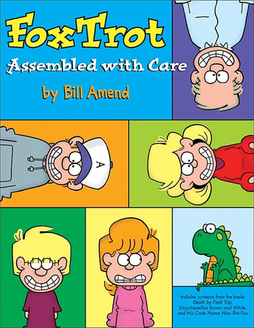 FoxTrot: Assembled With Care (2002) by Bill Amend