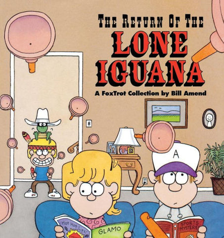 The Return of the Lone Iguana (1996) by Bill Amend