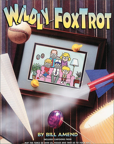 Wildly FoxTrot (1995) by Bill Amend