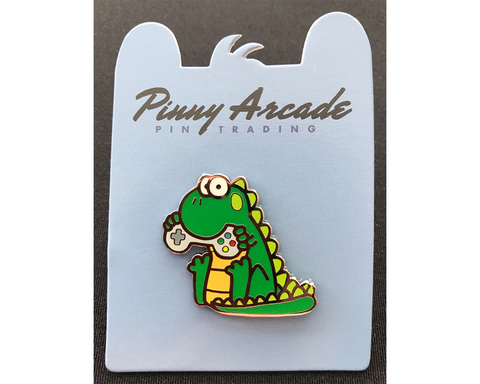 Pinny Arcade 'Quincy' Legacy Pin