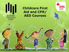 Childcare First Aid and CPR Courses