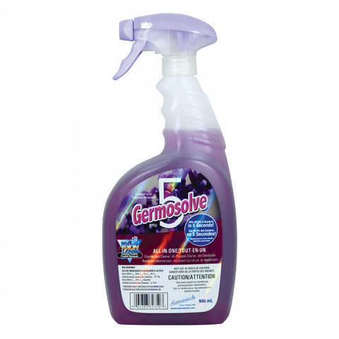 Germosolve 5 (Disinfectant, Deodorizer, All-Purpose Cleaner)