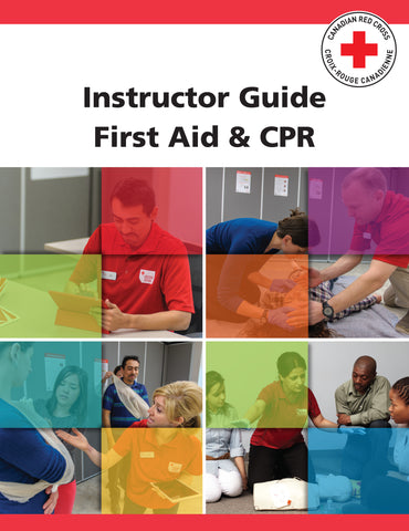 First Aid Instructor - Transfer Program Option 1