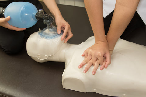 BLS Provider (CPR AED HCP Heart & Stroke Foundation)