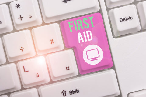 First Aid and CPR AED C - Emergency or Standard - Online Only (Interim Certificate for COVID-19)