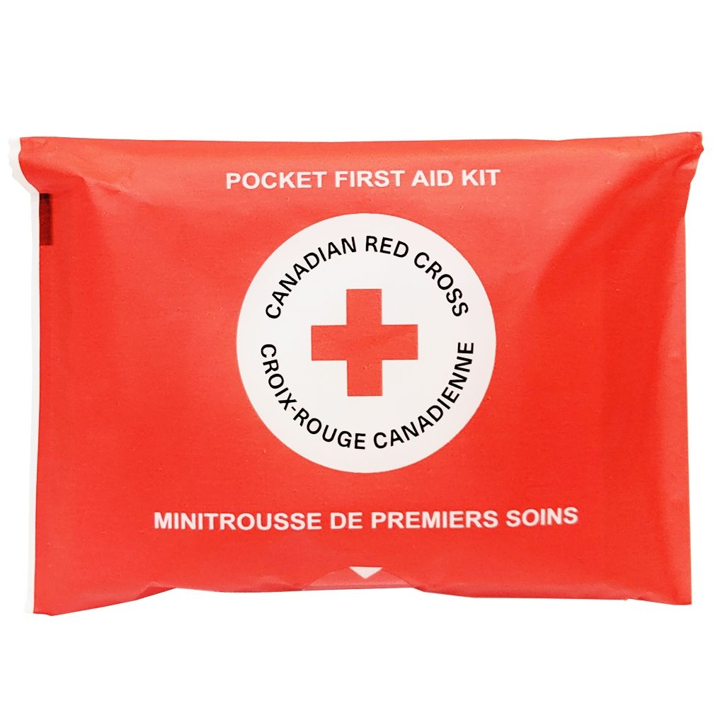 Red Cross Pocket First Aid Kit