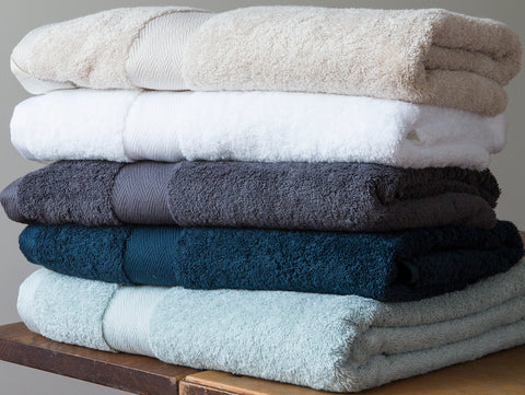 Vida Organic Cotton Towels