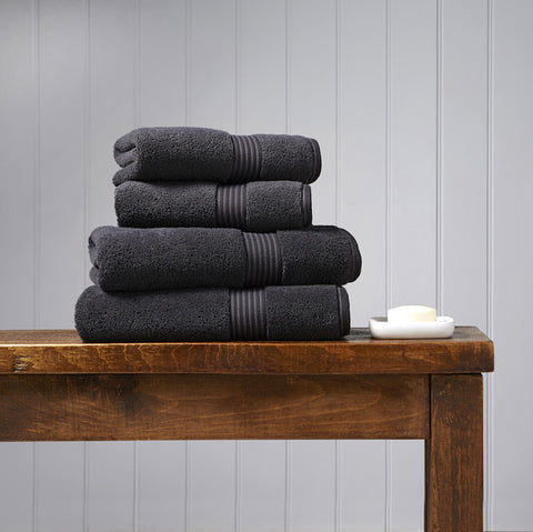 CHRISTY SUPREME HYGRO TOWEL - GRAPHITE