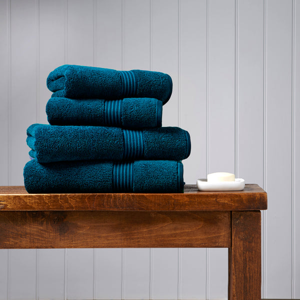 Christy Supreme Hygro Towels - Kingfisher