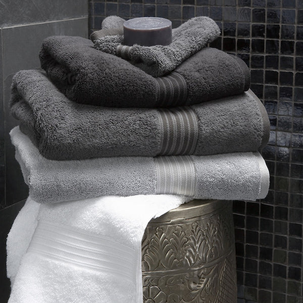 Christy Supreme Hygro Towels - Graphite