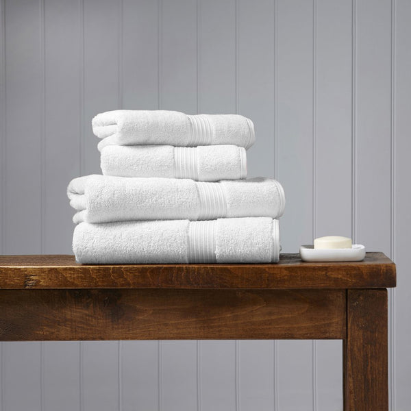 CHRISTY SUPREME HYGRO TOWELS - WHITE