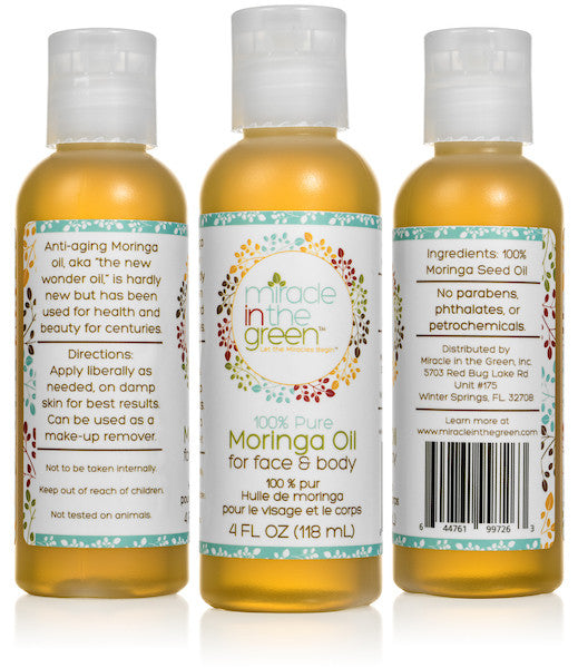 6 reasons to add Moringa Oil in your hair routine