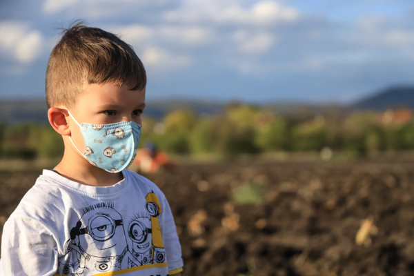 Should Infants and Toddlers Wear Face Masks?