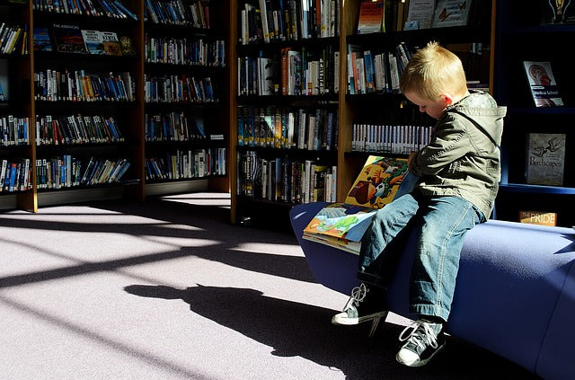 5 Reasons to Take your Little Ones to the Library