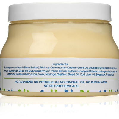 Mummy's Miracle Moringa Baby Ointment 6.2oz Vitamin A & D All Natural Petroleum-free