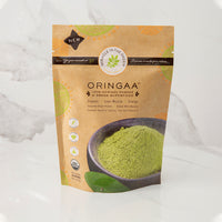 Anti-aging 100% Moringa Leaf Powder 8oz All Natural No fillers No coloring or fillers USDA certified